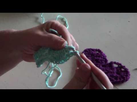 Heart - Tutorial - Crochet - English