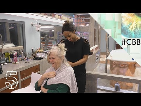 Malika gives Ann a haircut   Day 8   Celebrity Big Brother 2018