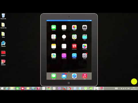 How to mirror your Ipad/Iphone screen to desktop or laptop? AirDrop