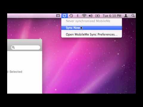Syncing Google Contacts to the Apple Address Book (OS X 10.6)