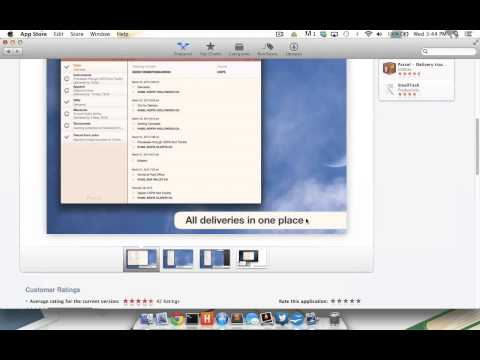 How to Install and Remove Apps From the Mac App Store - part 1