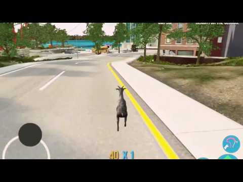 How to get robot goat in goat simulator on iOS