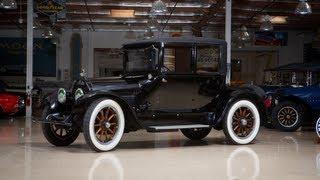 1918 Cadillac Type 57 Victoria - Jay Leno