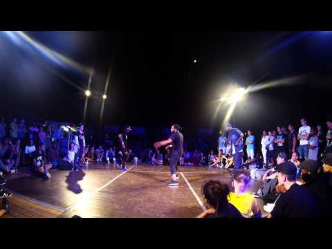 Battle Legendes Urbaines 2015   Swing & Priska vs Thias & Sosickx   tie break