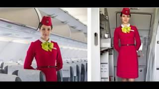 Вот почему стюардессы всегда ДЕРЖАТ РУКИ ЗА СПИНОЙ