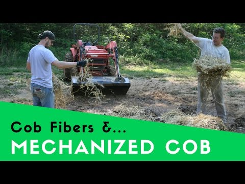STRAW ALTERNATIVES FOR COB & MECHANIZED COB MIXING OPTIONS