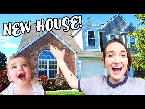 We Bought A NEW House!!!
