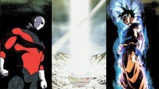 DBS AMV | Goku vs Jiren - In The End