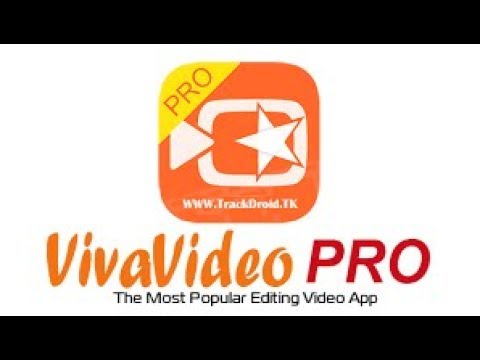 How To Download VivaVideo Pro For Free !!