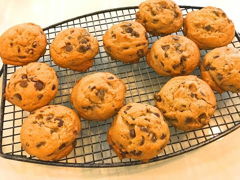 Chewy Chocolate Chip Cookies | Fat Equals Flavor