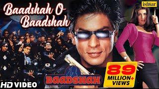 Baadshah O Baadshah -HD VIDEO | Shahrukh Khan & Twinkle Khanna | Baadshah |90