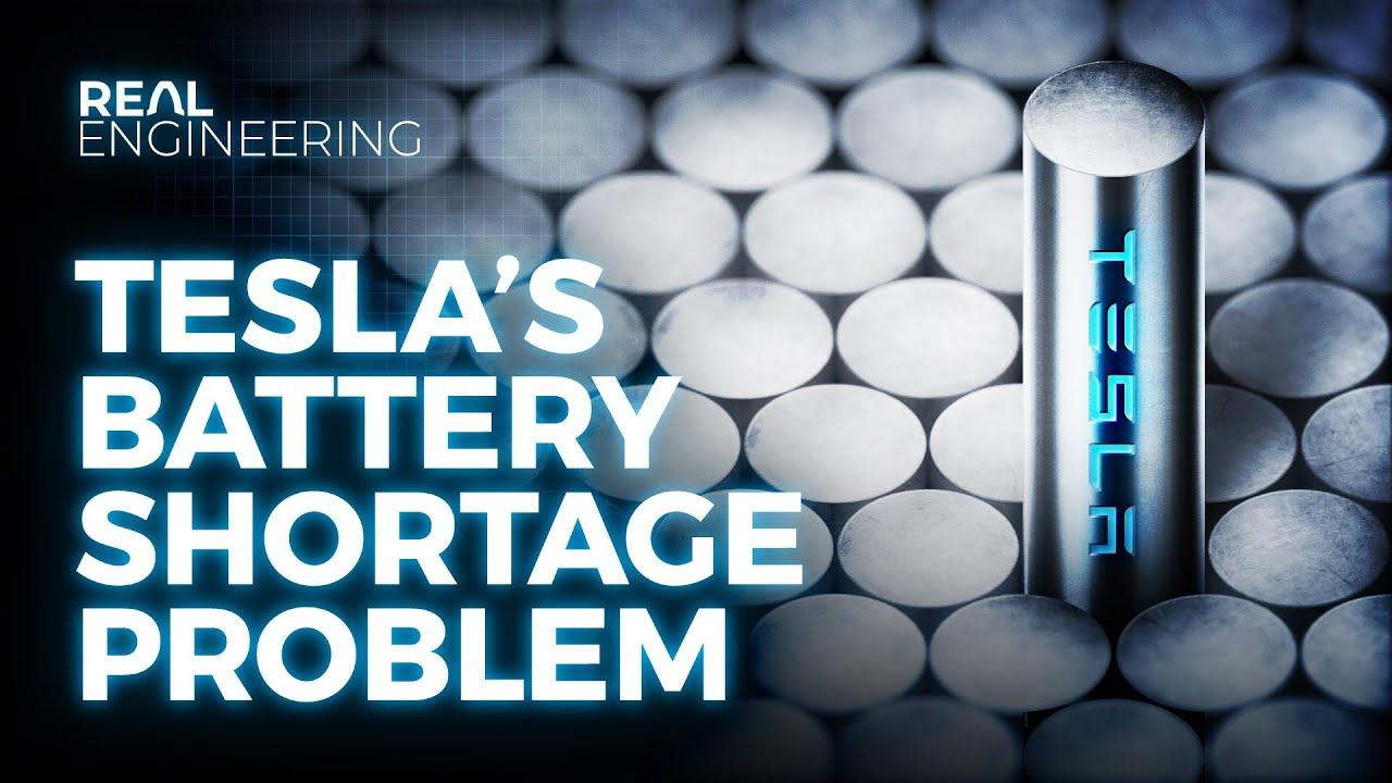 Tesla's Battery Supply Problem