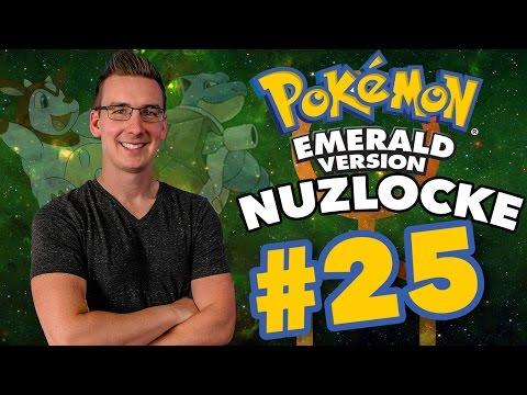 Pokemon Emerald Nuzlocke #25: Rayquaza Awakens!