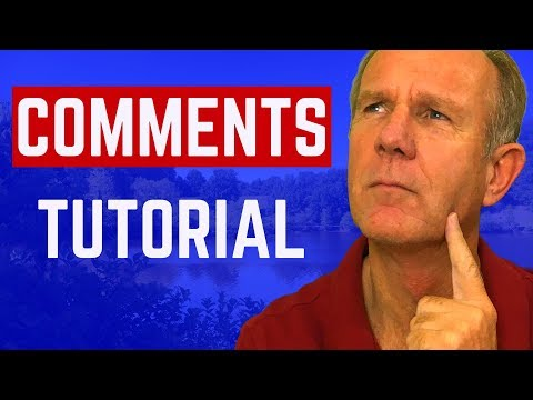 How To Comment On YouTube Videos - Tutorial