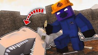Minecraft - 6 AM AT THE CHUM BUCKET - Creating a Patrick