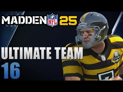 Madden 25 Ultimate Team Next-Gen : Denard Robinson At QuarterBack Ep.16