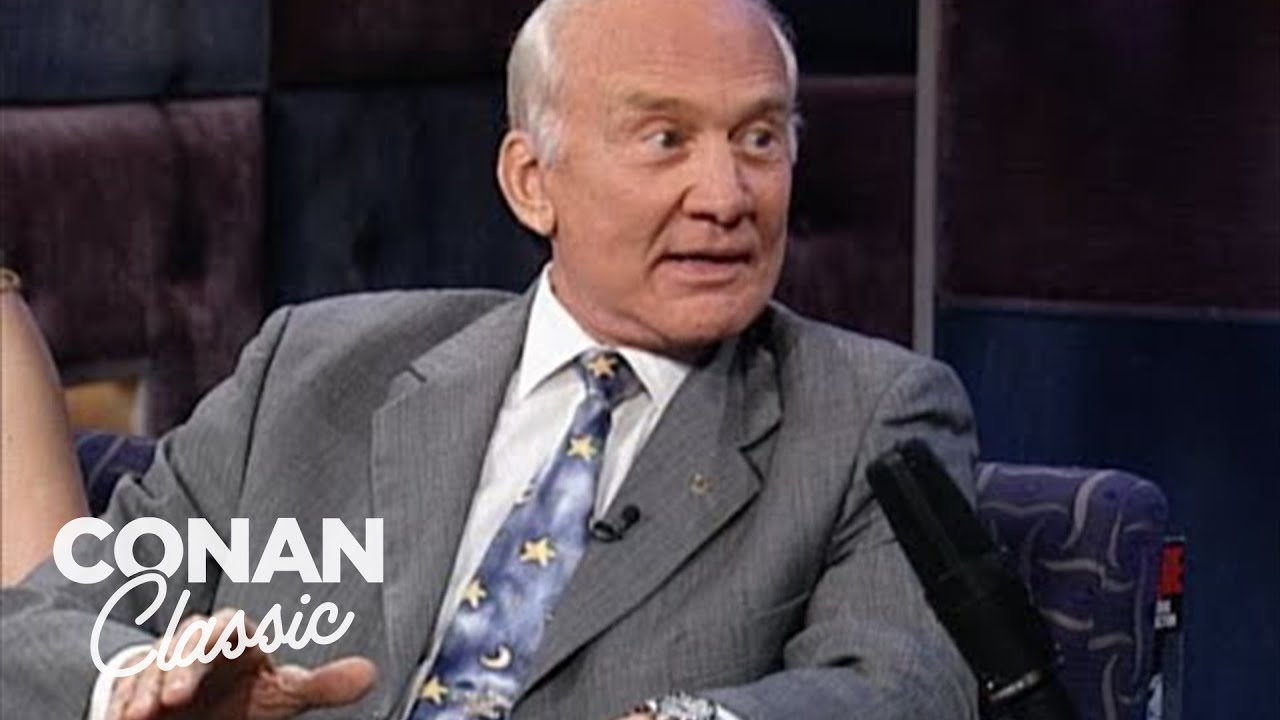 Buzz Aldrin Was The First Man To Relieve Himself On The Moon