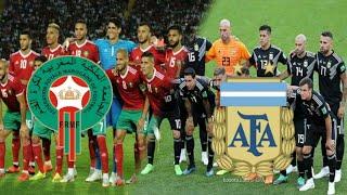 #x202b;مباشر | شروط ميسي و منتخب الأرجنتين على المغرب#x202c;lrm;