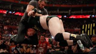Raw: Triple H finishes his unresolved rivalry with Sheamus