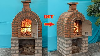 How to build a multi purpose oven   A pizza oven