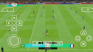 PES 19 PPSSPP LITE Android 300 MB Offline Best Graphics New