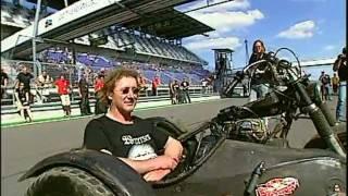 Werner Rennen 2004 auf dem Lausitzring, TV Beitrag + Dolmette
