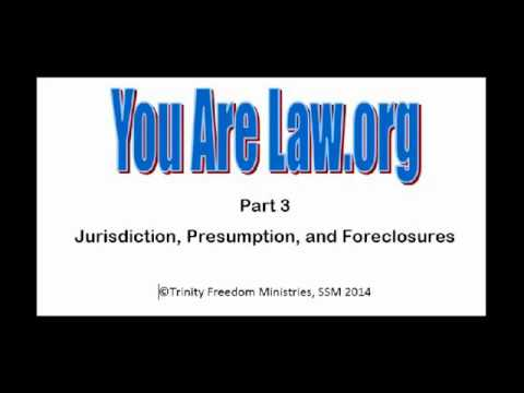 3 - YouAreLaw.org - Winning Debt Cases with Jurisdiction