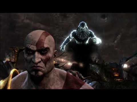 God of War III Remastered: Zeus boss battle