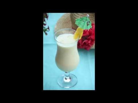 Virgin Pina Colada Recipe- Best Tropical Drink