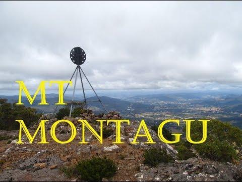 Mt Montagu via Thark Ridge