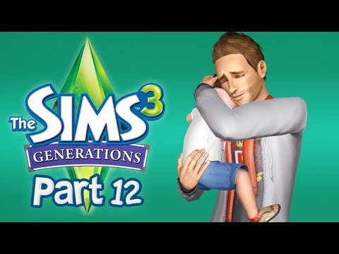 Let's Play The Sims 3 Generations - Part 12 (Creepy Face)