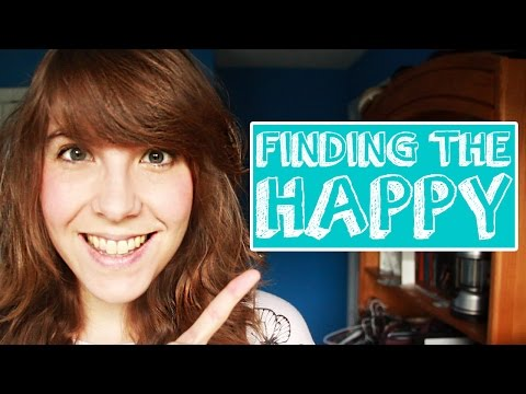 Finding the Happy!