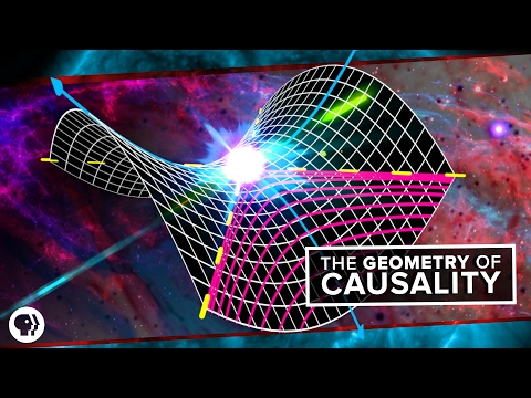 The Geometry of Causality | Space Time