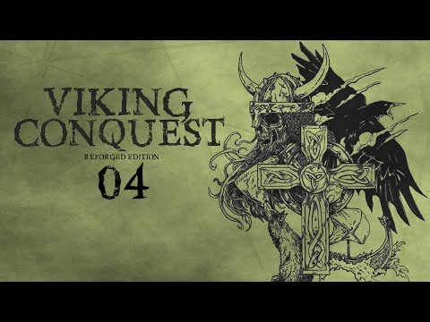 Viking Conquest | Reforged Edition | #4 - Raedwald and the Rockslingers