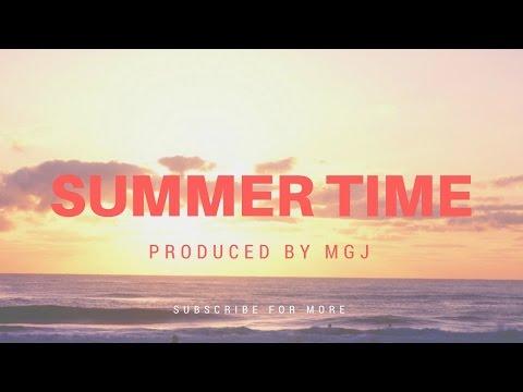 Summer Time - Reggae Pop Beat Tropical Instrumental 2017