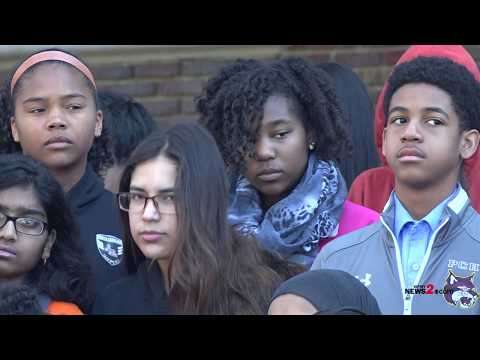 In Their Own Words Students Talk About National Walkout Day