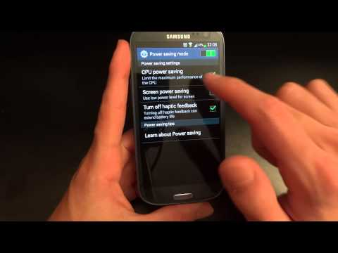 Initial impressions of Android 4.3 Jelly Bean - Samsung Galaxy S III I9300 - By TotallydubbedHD