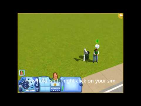 sims 3: how to change your traits in game