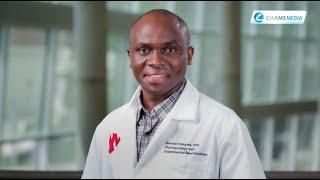 Meet the Kenyan in HIV Medicine Discovery in USA, Prof. Benson Edagwa