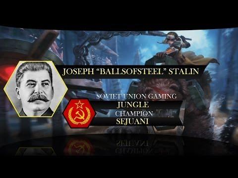 Pro Player Pick: Stalin Picks Sejuani