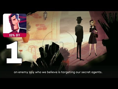 Agent A: A puzzle in disguise Gameplay sam1735 part-1