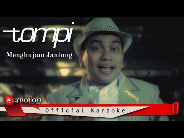 Download Tompi - Menghujam Jantungku (Official Karaoke Video) MP3 Gratis