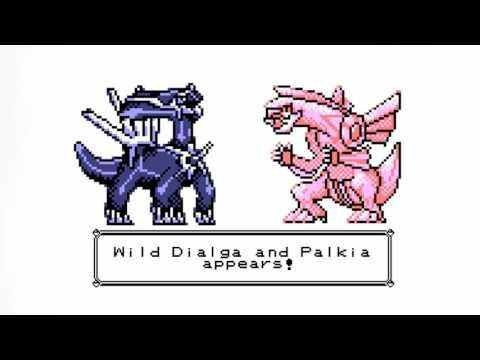 [8 Bits Remix] Dialga and Palkia Battle Theme. - Pokémon Diamond and Pearl