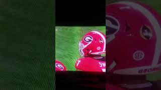Alabama vs Georgia referees cheating for Alabama