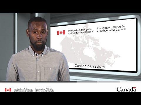 Mande estati refijiye nan peyi Canada :  Sa ou  dwe konen