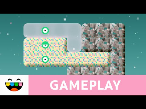 How To Create Magic Blocks | Toca Blocks | Gameplay | @TocaBoca