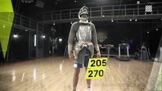 Sport Science: Jayson Tatum could dunk with armor