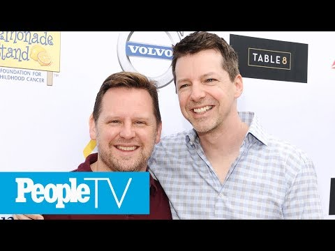 Sean Hayes On The Secrets Of His Happy Marriage - To Ellen's DJ! | PeopleTV