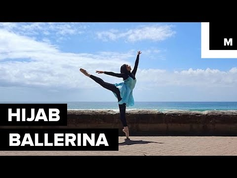 A 16-year-old Girl Is on Her Way to Become the First Ballerina to Wear a Hijab
