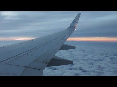 KLM Boeing 737-700 | London Heathrow to Amsterdam *FULL FLIGHT*